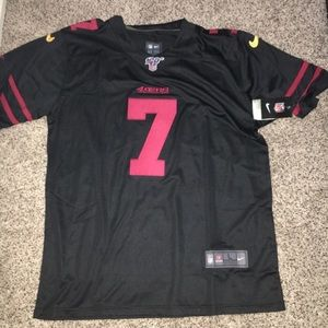 Colin Kaepernick San Francisco 49ers Jersey